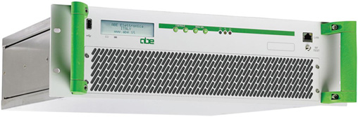 Мультистандартные ТВ передатчики